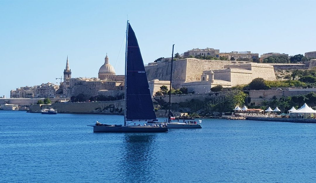 Tutto pronto per la Rolex Middle Sea Race a Malta